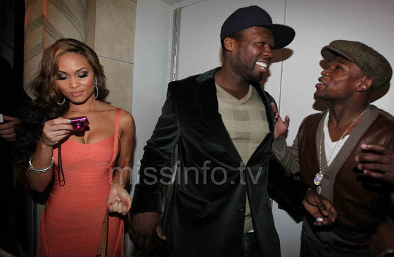 dollicia bryan dating 50 cent