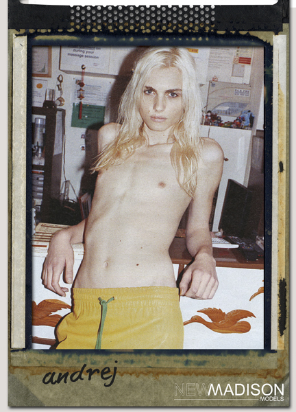 SS12 Paris Show Package New Madison003_Andrej Pejic(MODELScom)