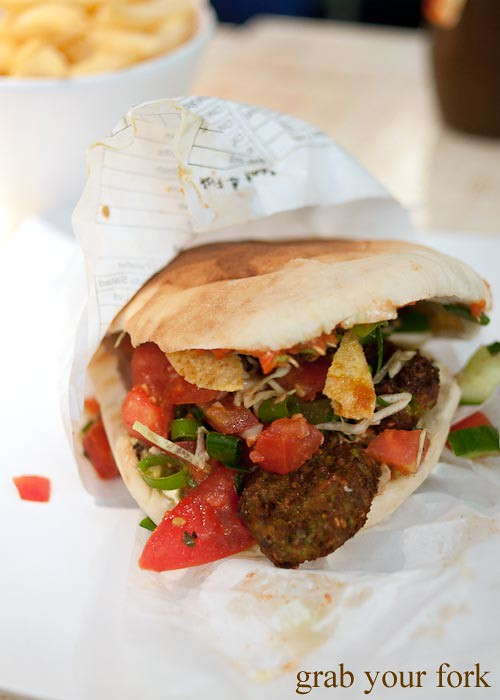 sabbaba newtown falafel