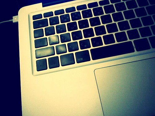 My MacBook !