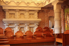 Nationality Rooms: The Indian Classroom