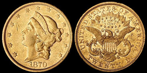 1870-CC Double Eagle