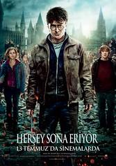 Harry Potter ve Ölüm Yadigarları: Bölüm 2 - Harry Potter and the Deathly Hallows: Part 2 (2011)