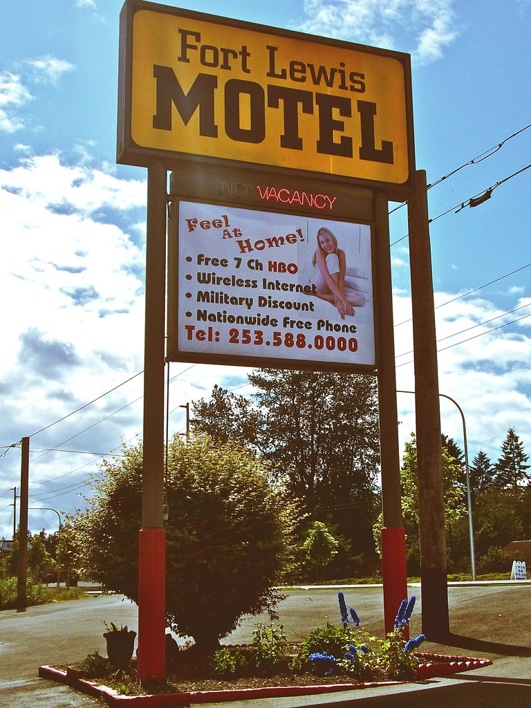 Fort Lewis Motel Lakewood