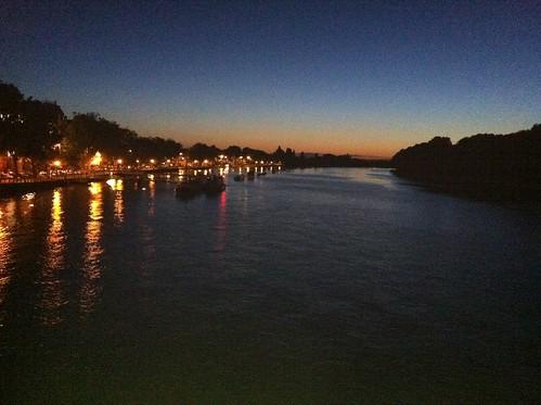 Putney Bridge at Sunset