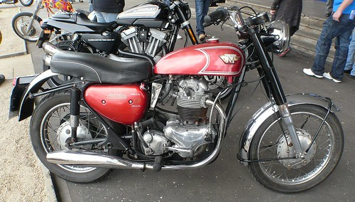 1964 Matchless 650 by velton