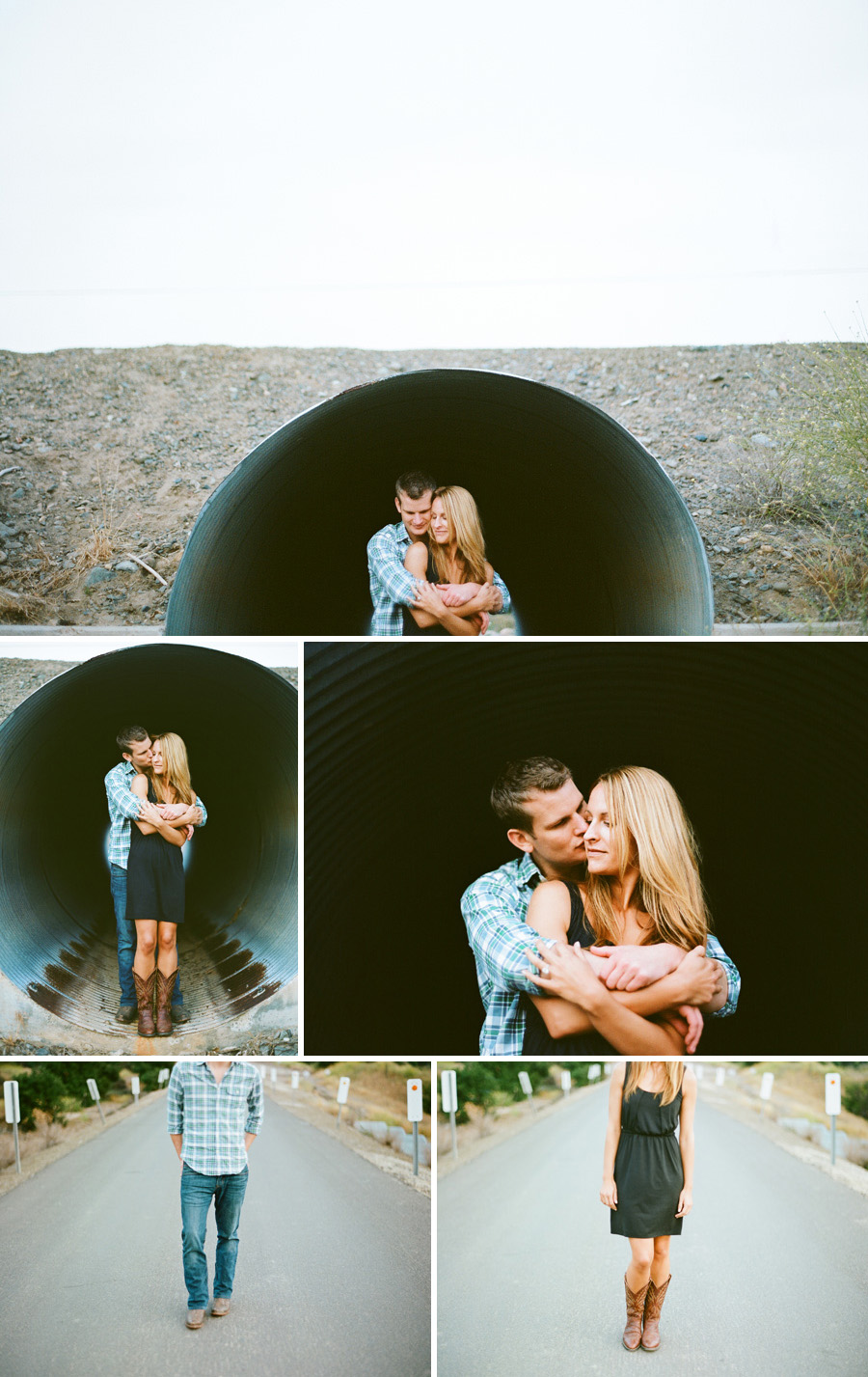 Orange County Wedding Photographer Rustic engagement photography 0006A