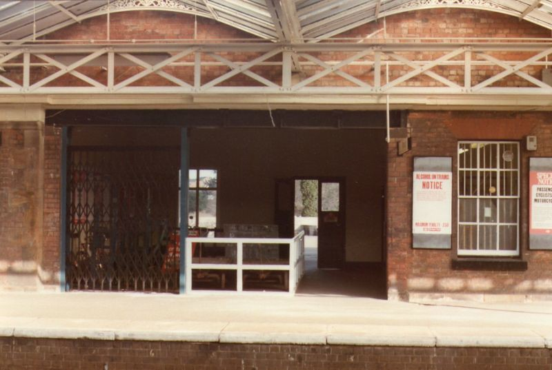 BOOKING HALL