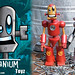 SDCC 2011 : Titanium Toyz : Exclusives