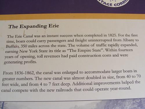 Erie Canal summary