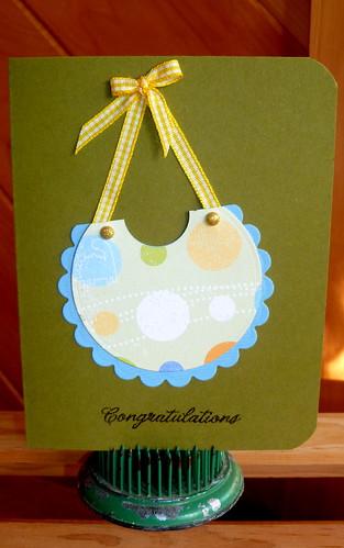 Congratulations - Baby