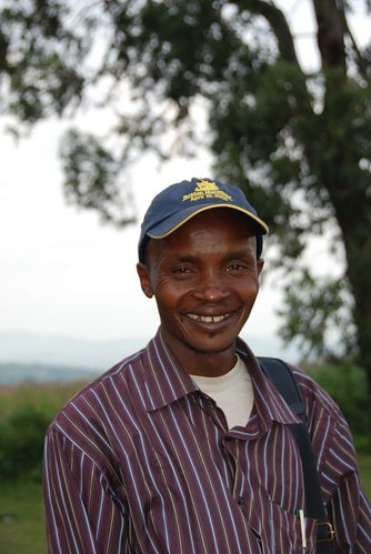 Mwalimu (teacher) Simon K. Masake, MEPERI founder