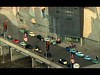 Matchbox Cars! (syam C) Tags: people sunlight cars vintage colours australia federationsquare melbourne victoria posteredges ngv photoshopelements throughglass magicsunset railwaylines bigzoom canona710 coffeeshopaction ~~api~~