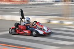 Go Kart !!! (Loic Marnat) Tags: nikon course kart travelguide visittheworld notedited effetfilé kaust d300s 1685mmf3556