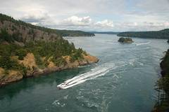 Navigating Deception Pass