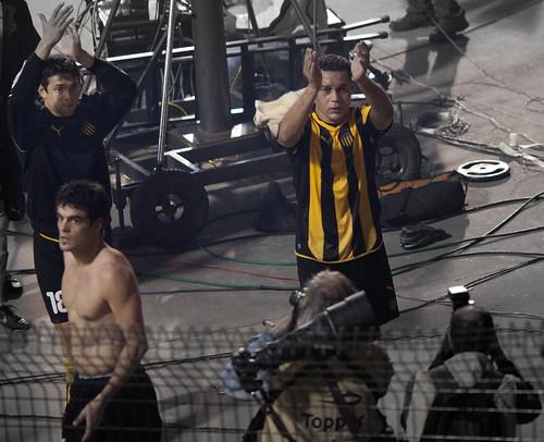 Copa Libertadores de America 2011   Santos  - Peñarol   110623-7704-jikatu
