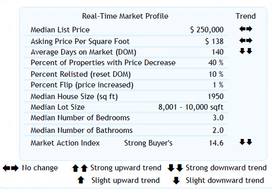 Altos Real-Time Market Profile 97008