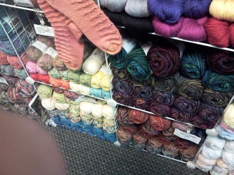 the yarn mart