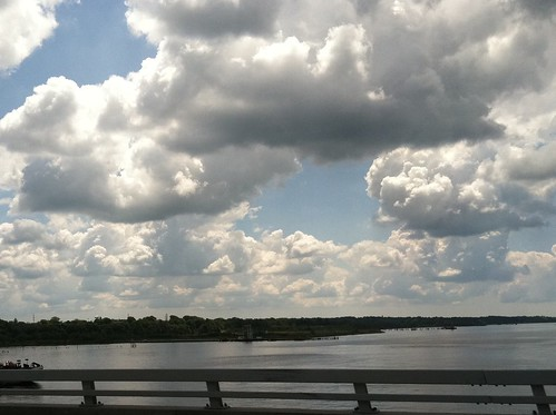[183/365] Clouds Over Narragansett Bay by goaliej54