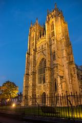 Beverley Minster-1.jpg (Almac1879) Tags: beverley nightshot illuminated cityscape holy religion church eastyorkshire twilight longexposure lighttrails nighttime evening minster nightscene