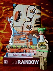 « The problem of a book, it's because we would want to know the end without ever ending it! » (Damien Saint-é) Tags: danbo revoltech toy vinyl danboard amazon yotsuba nendoroid pepsi calbee japanese figma drossel fireball stormtrooper legomovie killlakill ryuko matoi ryukomatoifrozen elsa