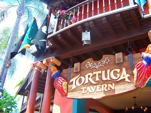 Just open Tortuga Tavern