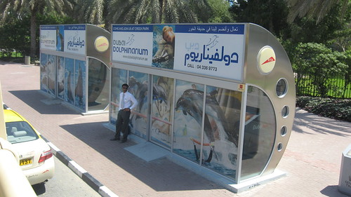 Air Conditioned Bus Stops