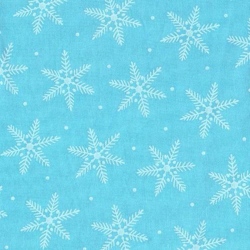 overdyed snowflake print 1