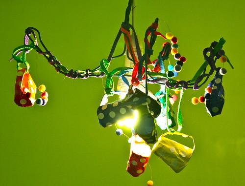 Kids Crafts A Tea Cup Chandelier Make Handmade Crochet