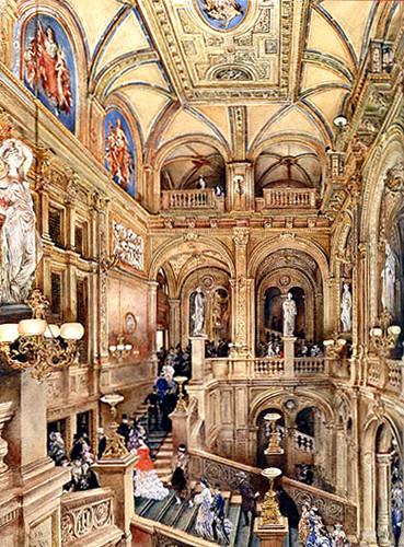 Hofopern Theatre (Vienna State Opera House), 1873