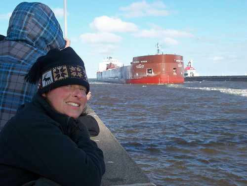 Noelle and the Mesabi Miner