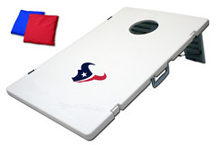 Houston Texans TailGate Toss 2.0 Plastic Cornhole Boards