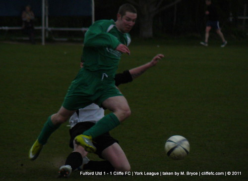 Cliffe FC vs. Fulford Utd 26Mar11