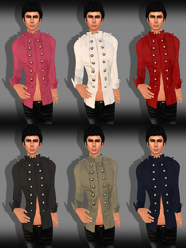 A:S:S - Bonaparte jackets