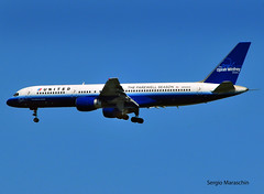 SRM570328116340 (photoman576097) Tags: ca airplane flying sfo aircraft united jet landing boeing approach airlines ual airliner jetplane ua jetliner ksfo theoprahwinfreyshow b757200 speciallivery aircarrier b757222 b752 specialscheme n542ua sanfranciscointernationalcalifornia thefarewellshow sn2576arrival