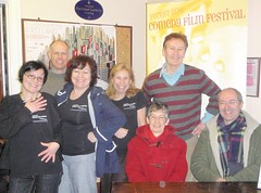 Some of the organising committee