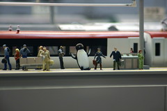 SUICA (turntable00000) Tags: 3 station japan museum photography penguin tokyo sony railway turntable 365 saitama omiya takashi 博物館 駅 ペンギン suica nex 鉄道 大宮 kitajima turntable00000