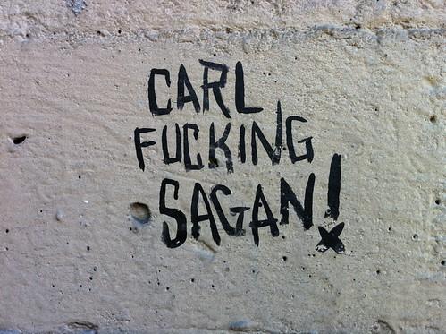 Carl Fucking Sagan