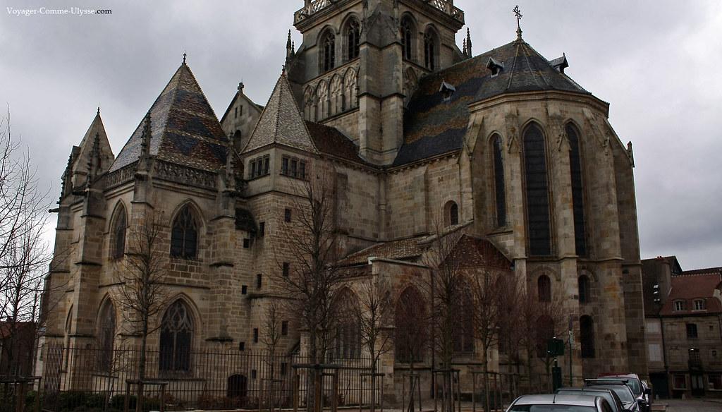 Cathédrale de Saint-Lazare