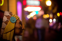 What the Indian Saw (Thomas Hawk) Tags: california usa unitedstates indian unitedstatesofamerica paloalto southbay indianchief photwalking photowalking101609 photowalking10162009