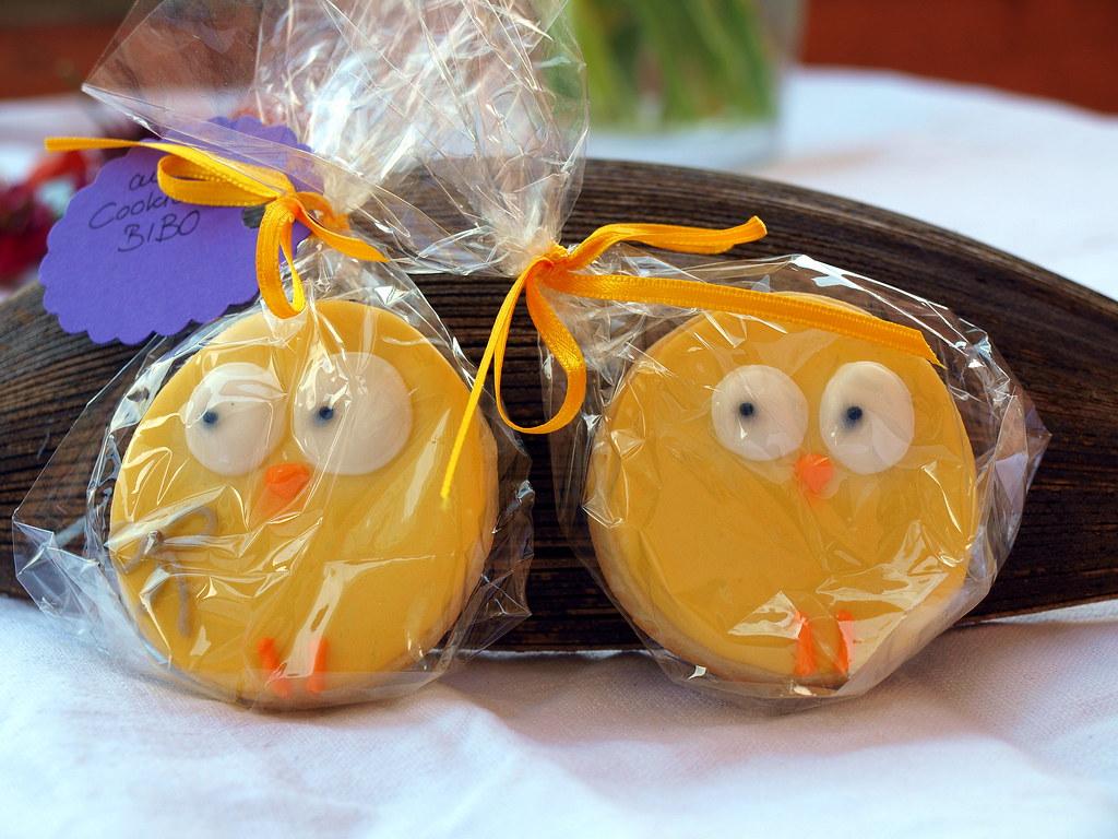 Gelbe Kekse: Küken to be