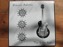 Marisa Anderson - The Golden Hour LP - Mississippi Records
