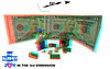 3D (The Slushey One) Tags: 3 money one glasses three 3d lego cash third 100 dimension 3rd slushey