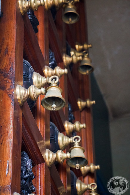 Bells on Door