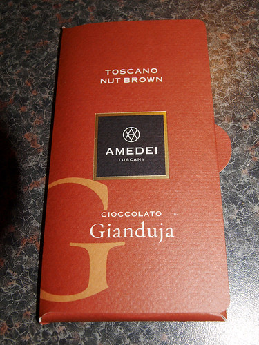 Amedei Gianduja Bar