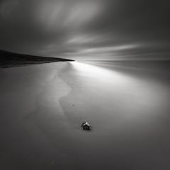 Shoreline (Joel Tjintjelaar) Tags: shoreline blackandwhitephotography sep2 tjintjelaar silverefexpro2 20stops bwnd110x2