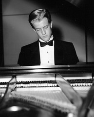 Levi Hammer at the Piano