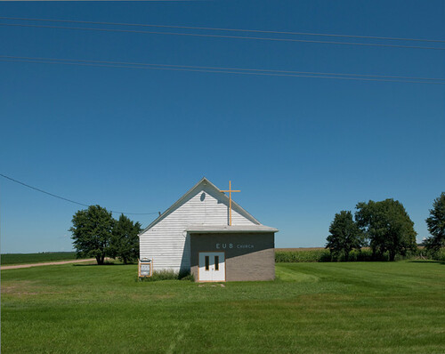 John Humble, EUB Church, Parker, South Dakota, 2010
