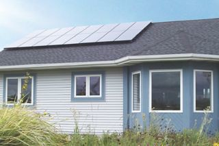 Lockport, NY residential solar installation