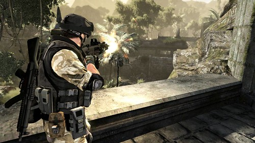 SOCOM 4 Weapons Guide
